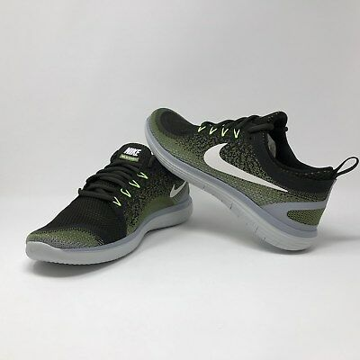 Men's Nike Free RN Distance 2 (legion green/white/palm green)
