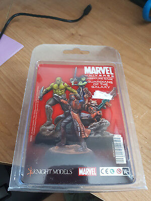 Knight Models: Marvel Universe - Guardians of the Galaxy