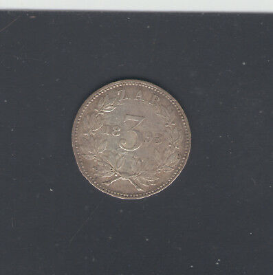 Coins South Africa 3-Pence 1893