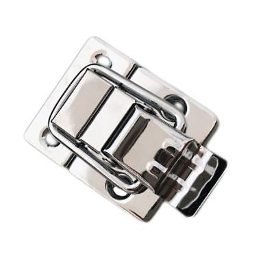 Case Box Lock Toggle Latch Hasp Spring Loaded Latch Buckle Metal Chest