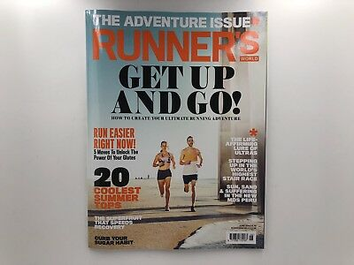 Runners World UK Magazine June 2018 - NEW