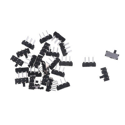 20pcs Schiebeschalter DPDT 6PIN PCB Plattenmontage Mini Micro Toggle Switches ZP