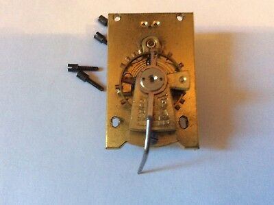 Platform Lever Escapement From A Working Clock