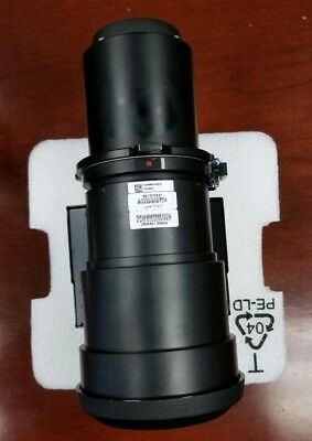 Christie Projector Lens 140-110103-01, 1.5-2.0 Zoom Lens, Never Used, Excellent