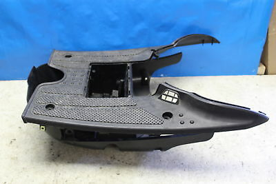 2009-2012 Kymco Sento 50 Floor Board Foot Rest W/ Under Cover