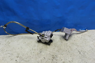 2009-2012 Kymco Sento 50 Front Brake System Master Cylinder W/ Lever Caliper