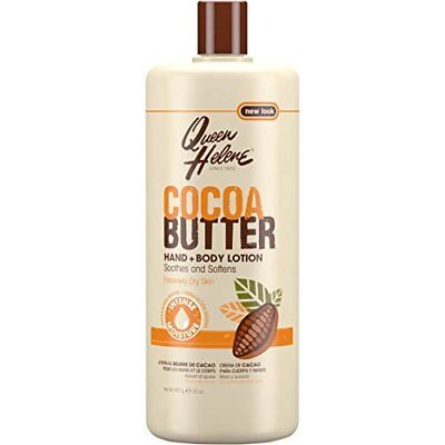 Queen Helene Cocoa Butter Hand & Body Lotion 32oz Each
