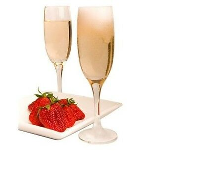 Champagne & Strawberries  Fragrance Oil - Candles / Soap / Diffuser - 10 ML