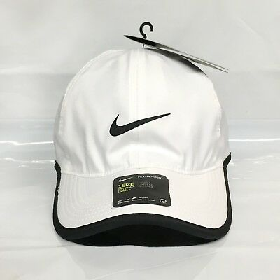 Nike Featherlight Tennis Cap (White)