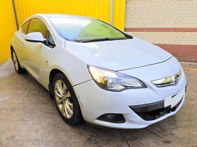 2012 VAUXHALL ASTRA GTC 1.7 DIESEL, category S