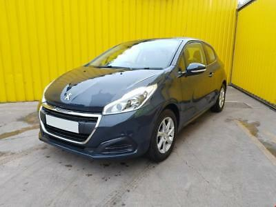 2016 PEUGEOT 208 ACTIVE 1.0 PETROL 5 SPEED, category S