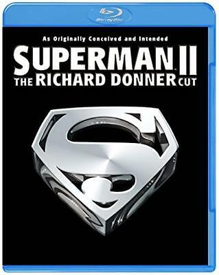 NEW SUPERMAN 2 DONNER CUT Limited Edition Special Package [Blu-ray/Region:Free]