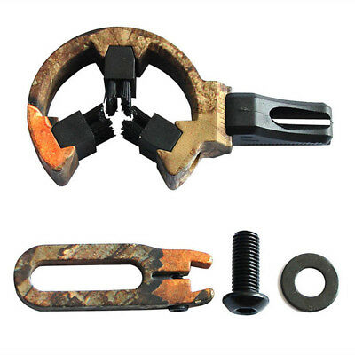 Camo Hunting Archery Brush Capture Arrow Rest Right Left Hand for Compound Bow #