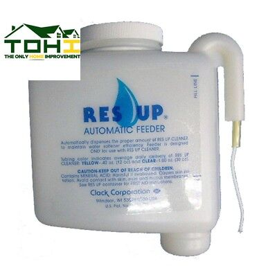 Res Up Feeder 12 cc Day Kitchen Home Water Filtration Part Cleaner Accessory NEW