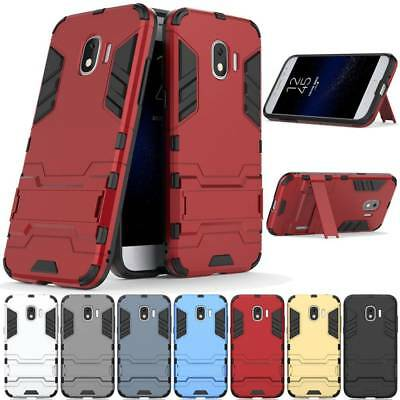 For Samsung Galaxy J2 Pro 2018 Heavy Duty TPU Shockproof Tough Strong Case Cover