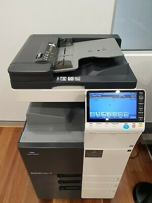 Konica Minolta C284 Colour Copier, Network Print, Fax/Scan to email/ PDF/TIFF