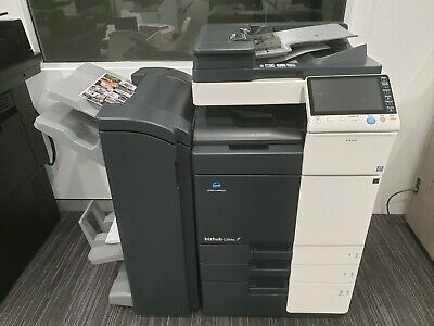Konica Minolta C284 Colour Copier, Network Print/Scan to email/ PDF/TIFF,