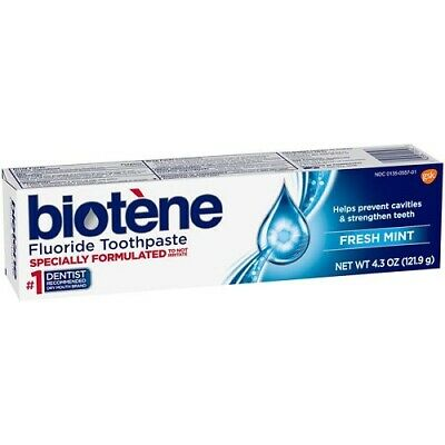 Biotene Fluoride Toothpaste for People with Dry Mouth, 100 ml FREE POST