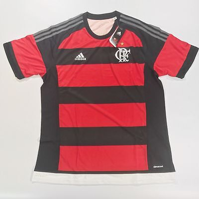 Flamengo Adidas 2015-2016 Home Shirt XL BNWT