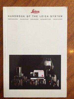 Handbook Of The Leica System 1989