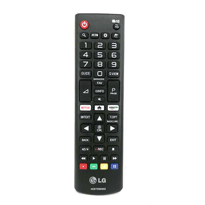 New Replace AKB75095303 For LG Netflix Remote Control AKB75095307 55UJ620Y