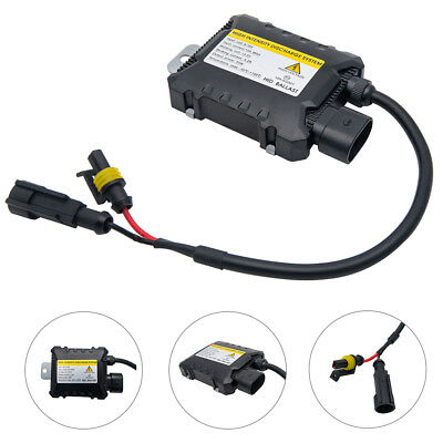 12V 55W Slim Car Xenon HID Ballast Waterproof For H1 H3 H4 H7 H8 9005 9006