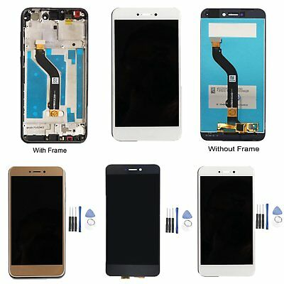 For Huawei P9 lite 2017 LCD Display Digitizer Touch Screen Glass Assembly Frame