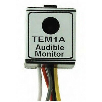 MAYPOLE Travel & Touring 12V Professional Audible Sensor/Buzzer