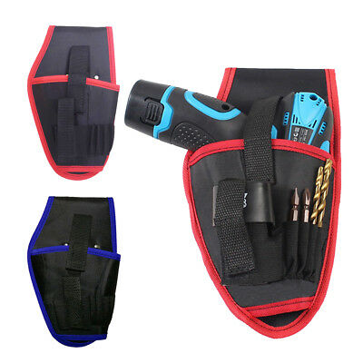 2 Color Electrical Maintenance Tool Pouch Bag Technician Tools Holder Bags