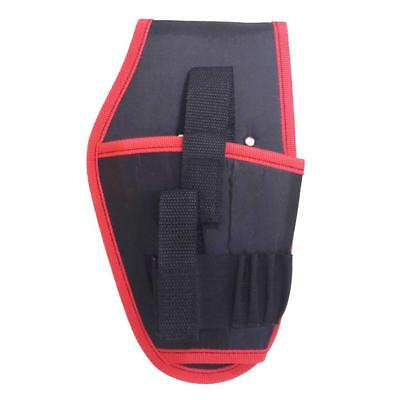 Electrical Maintenance Tool Pouch Bag Technician Nail Tools Holder Bags Red