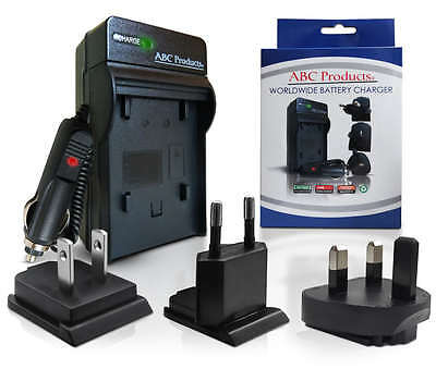 BATTERY CHARGER FOR SONY Alpha DSLR-A100, A200, A350, A500 DIGITAL CAMERA M Type