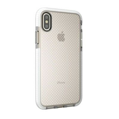 Seamless Dots Gel TPU Mobile Phone Protective Case for iPhone 8 - Transparent /
