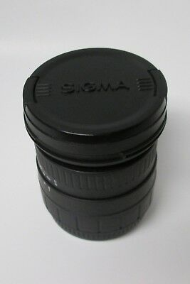 Sigma Zoom 28-200Mm 1:3.8-5.6 Uc As Is Untested