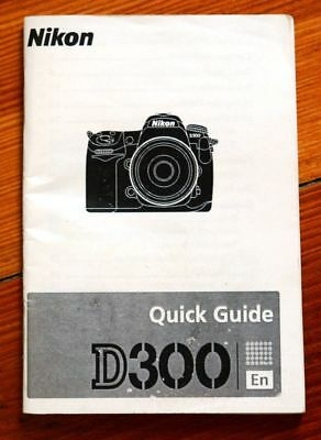 instruction manual nikon d300 how to and user guide instructions u2022 rh taxibermuda co d3000 owners manual buyang fa-d300 owners manual