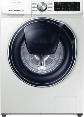 NEW Samsung WW85M64FOPW 8.5kg QuickDrive Front Load Washer