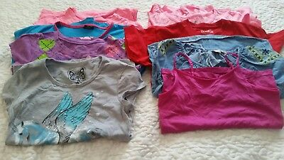 girls clothes lot size 10-12