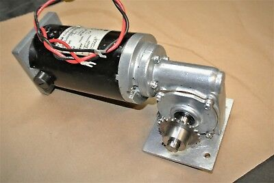 Astro 2000 envelope feeder drive motor. part # 123- 0082C cleaned and tested