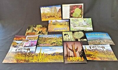Postcard Lot of Approx. 40 cards Arizona Tucson Mixed Themes