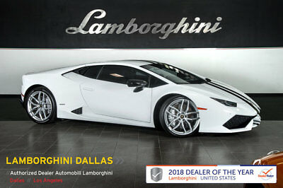 "Lamborghini Huracan LP610-4  284K MSRP!+BRANDING+RR CAM+PWR HEATED SEATS+ 20"" MIMAS FORGED+CRUISE+DYNAMIC"