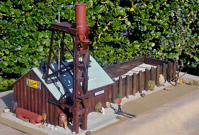 G Scale Model Railway Plans: D&RG Sand House