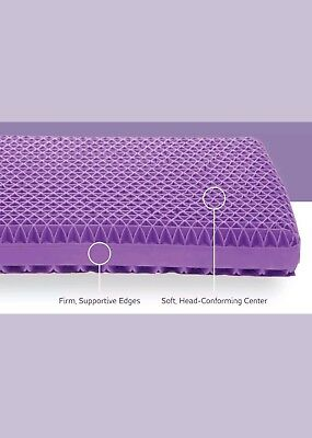THE PURPLE PILLOW - The World's First No Pressure Head Bed - Supportive Pillow
