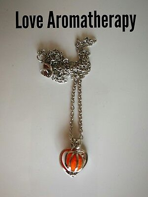Code 740 Love Infused Aromatherapy Necklace Doreen Virtue Certified Practitioner