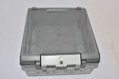 Hensel KG 9003 IP 65 Protective Electrical Circuit Breaker Enclosure