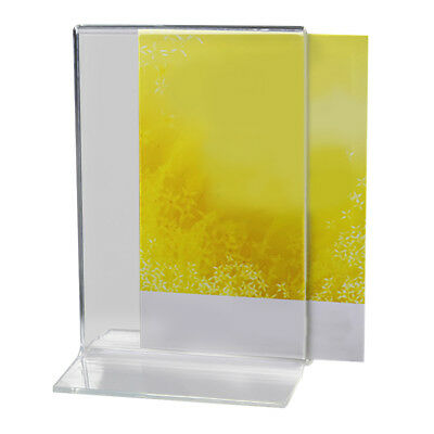 Multi-purpose Practical Table Sign Holder Table Card Display Exhibition Stand