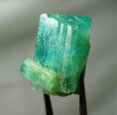 10.7ct Ethiopian Emerald rough crystal - Kenticha / Dermi area Ethiopia