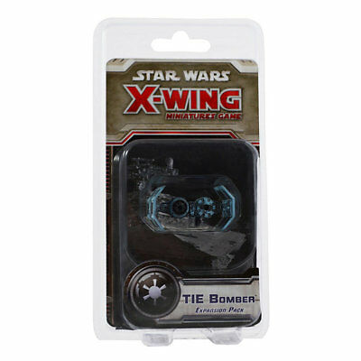 Star Wars: X-Wing Miniatures TIE Bomber Expansion Pack