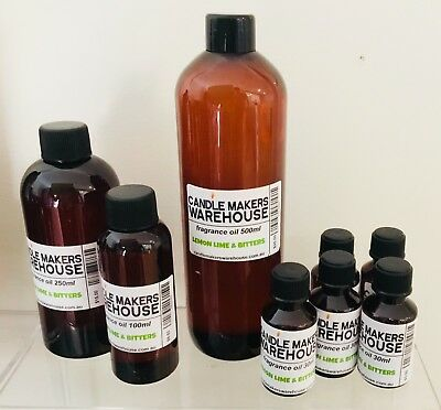 Fragrance Oils for Candles Soaps Melts Lotions Bath Bombs Choice of 60+ scents!