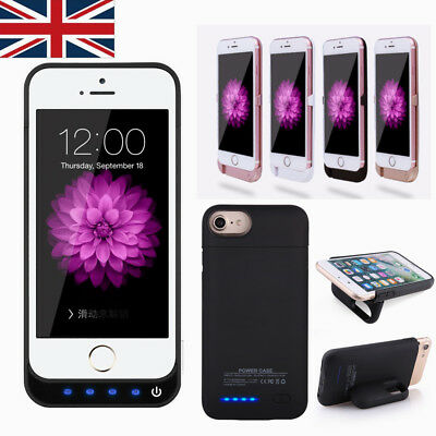 2in1 Magnetic Battery Charger Case Power Bank Pack For Apple iPhone 6 6S 7 Plus