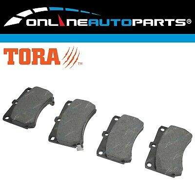 Front Disc Brake Pads set suits Ford Festiva WB WD WF 1.3L 1.5L 1994 to 2000