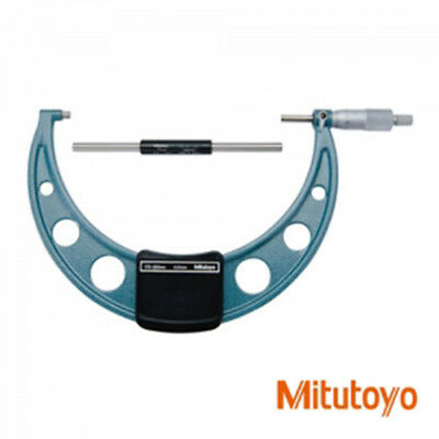 Mitutoyo 103-194 Series-103 Outside Micrometre with Ratchet Stop 17-18 Range 0.001 Graduation
